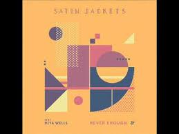Satin Jackets – NeverEnough