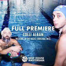 Colli Alban – Walking In TheNight