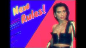 Dua Lipa – New Rules (Initial Talk #80s RulesRemix)