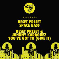 Reset Preset – Space Bass