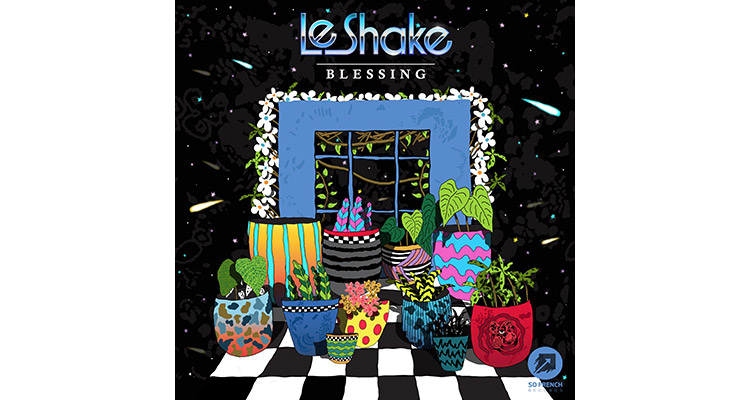 Le Shake – Blessing EP